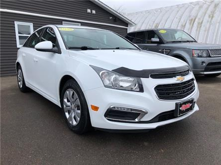 2016 Chevrolet Cruze Limited 1LT (Stk: ) in Sussex - Image 1 of 21