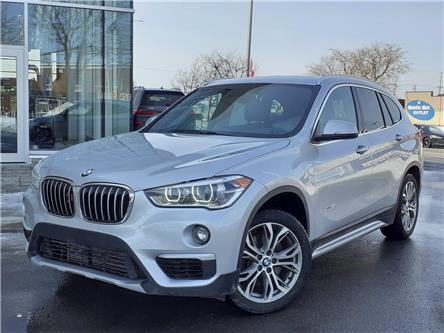 2017 BMW X1 xDrive28i (Stk: P9745) in Gloucester - Image 1 of 21