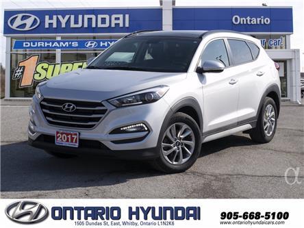 2017 Hyundai Tucson SE (Stk: 12487K) in Whitby - Image 1 of 19