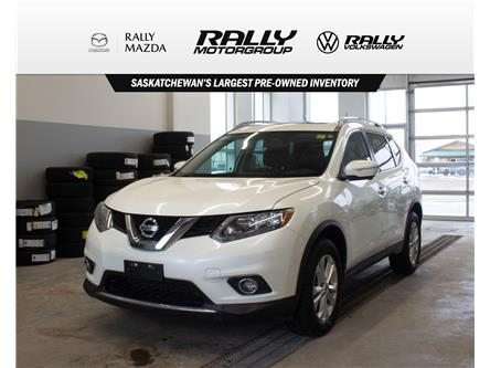 2015 Nissan Rogue SV (Stk: 2058A) in Prince Albert - Image 1 of 15