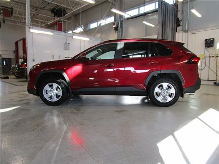 2021 Toyota RAV4 XLE (Stk: 219084) in Moose Jaw - Image 1 of 22