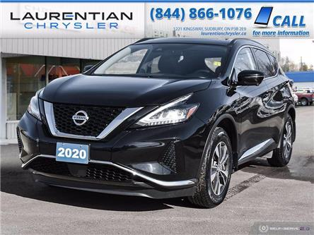 2020 Nissan Murano SV (Stk: BC0116) in Greater Sudbury - Image 1 of 27