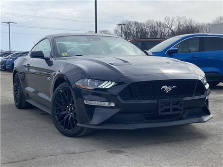 2021 Ford Mustang GT Premium (Stk: 021MU8) in Midland - Image 1 of 12