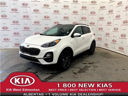 2021 Kia Sportage EX Premium S (Stk: 22867) in Edmonton - Image 1 of 27