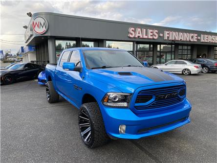 2018 RAM 1500 Sport (Stk: 18-196242) in Abbotsford - Image 1 of 18