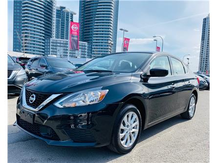 2018 Nissan Sentra 1.8 SV (Stk: N1592A) in Thornhill - Image 1 of 20
