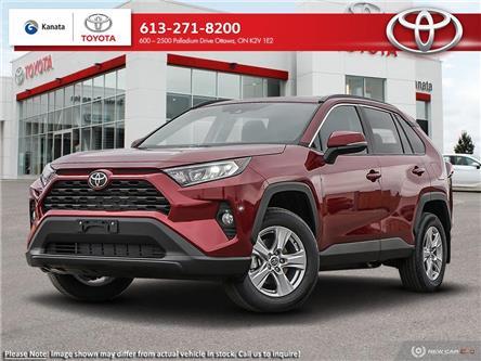 2021 Toyota RAV4 XLE (Stk: 90986) in Ottawa - Image 1 of 24