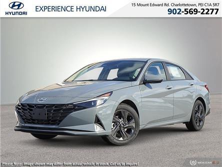 2021 Hyundai Elantra HEV Preferred (Stk: N1242) in Charlottetown - Image 1 of 23