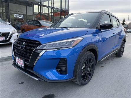 2021 Nissan Kicks SR (Stk: T21062) in Kamloops - Image 1 of 16
