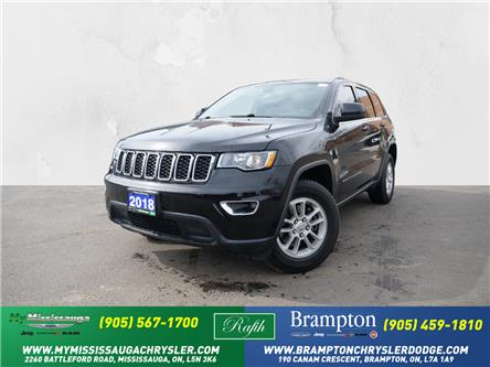 2018 Jeep Grand Cherokee Laredo (Stk: 1332) in Mississauga - Image 1 of 23