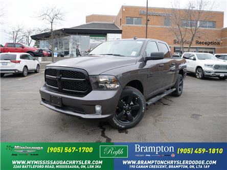 2021 RAM 1500 Big Horn (Stk: 21289) in Mississauga - Image 1 of 6