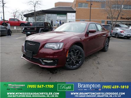 2021 Chrysler 300 S (Stk: 21280) in Mississauga - Image 1 of 6