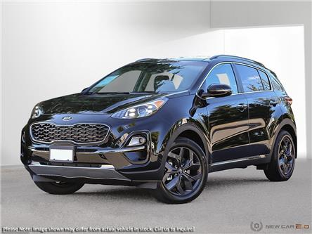 2021 Kia Sportage  (Stk: D21214) in Waterloo - Image 1 of 26
