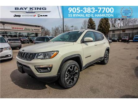 2021 Jeep Compass Sport (Stk: 217586) in Hamilton - Image 1 of 27