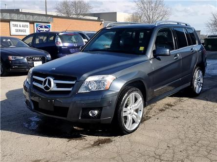 2011 Mercedes-Benz Glk-Class Base (Stk: M707665) in Kitchener - Image 1 of 23