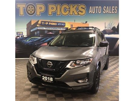 2018 Nissan Rogue Midnight Edition (Stk: 780224) in NORTH BAY - Image 1 of 28