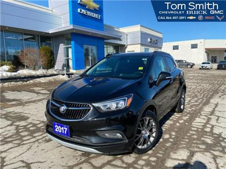 2017 Buick Encore Sport Touring (Stk: 210422A) in Midland - Image 1 of 15