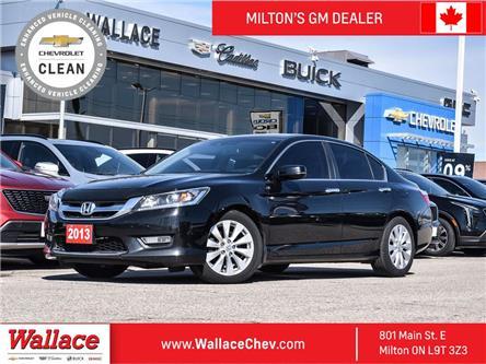 2013 Honda Accord Sedan 4dr Auto EX-L, PWR HEATED SEATS, SUNROOF, No Acc. (Stk: 025387B) in Milton - Image 1 of 23