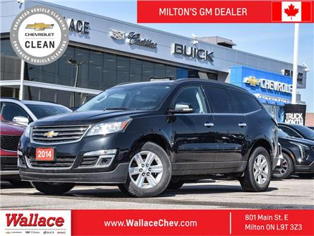 2014 Chevrolet Traverse FWD 2LT REMT START,LEATHER,NAV,PWER LIFT (Stk: PR5409) in Milton - Image 1 of 23