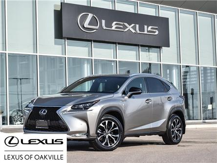 2017 Lexus NX 200t Base (Stk: UC8126) in Oakville - Image 1 of 23
