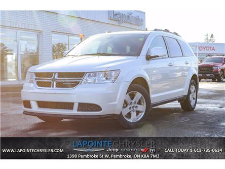 2018 Dodge Journey CVP/SE (Stk: 21058A) in Pembroke - Image 1 of 27