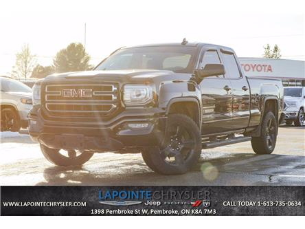 2019 GMC Sierra 1500 Limited Base (Stk: 21056A) in Pembroke - Image 1 of 25