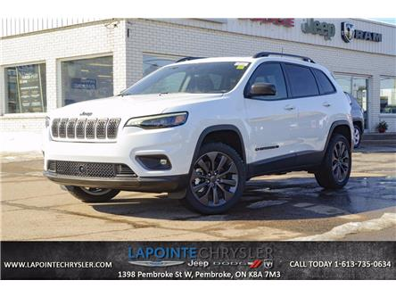 2021 Jeep Cherokee North (Stk: 21022) in Pembroke - Image 1 of 30