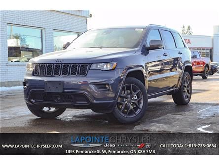 2021 Jeep Grand Cherokee Limited (Stk: 21030) in Pembroke - Image 1 of 30