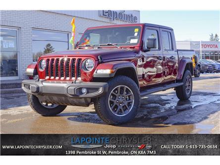 2021 Jeep Gladiator Sport S (Stk: 21038) in Pembroke - Image 1 of 30