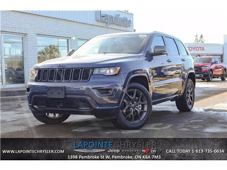 2021 Jeep Grand Cherokee Limited (Stk: 21031) in Pembroke - Image 1 of 30