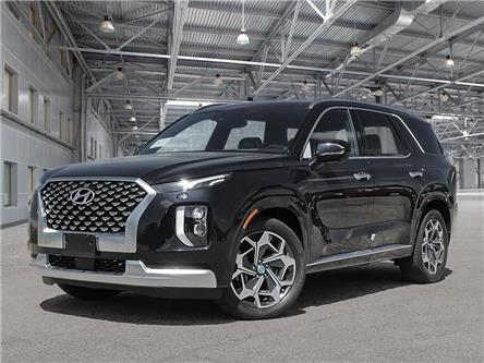 2021 Hyundai Palisade Ultimate Calligraphy (Stk: PE21053) in Woodstock - Image 1 of 10