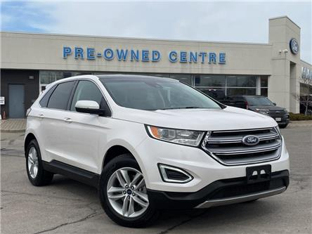 2018 Ford Edge SEL (Stk: P01431A) in Brampton - Image 1 of 23