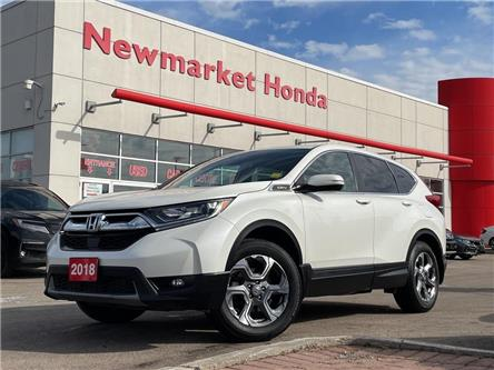 2018 Honda CR-V EX-L (Stk: 21-3605A) in Newmarket - Image 1 of 20