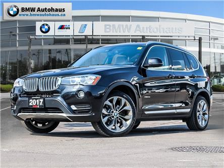 2017 BMW X3 xDrive28i (Stk: P10214) in Thornhill - Image 1 of 29