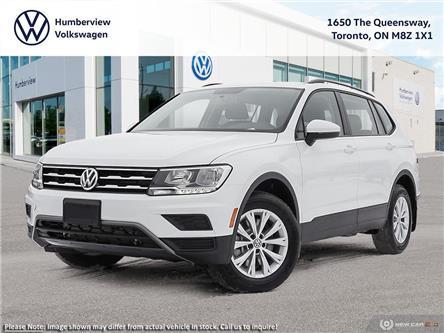 2021 Volkswagen Tiguan Trendline (Stk: 98431) in Toronto - Image 1 of 23