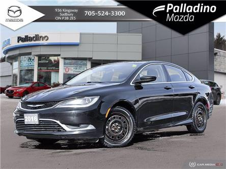 2016 Chrysler 200 Limited (Stk: 7746A) in Sudbury - Image 1 of 30