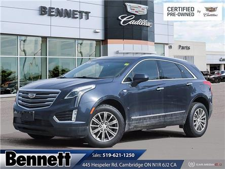 2018 Cadillac XT5 Luxury (Stk: 200982A) in Cambridge - Image 1 of 27