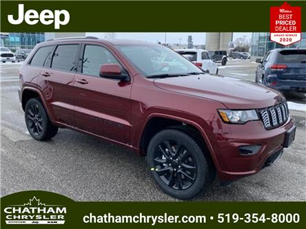 2021 Jeep Grand Cherokee Laredo (Stk: N04983) in Chatham - Image 1 of 18