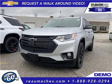 2021 Chevrolet Traverse Premier (Stk: 21-0114) in LaSalle - Image 1 of 9