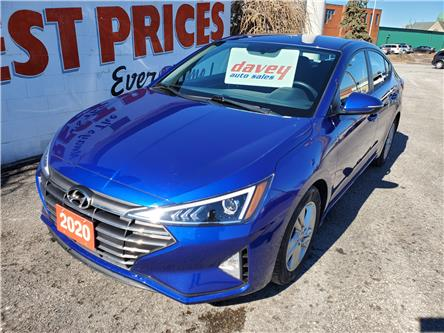 2020 Hyundai Elantra Preferred (Stk: 21-110) in Oshawa - Image 1 of 15