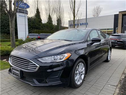 2020 Ford Fusion Hybrid SE (Stk: 20518) in Vancouver - Image 1 of 10