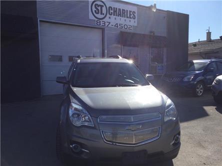 2012 Chevrolet Equinox 2LT (Stk: ) in Winnipeg - Image 1 of 17