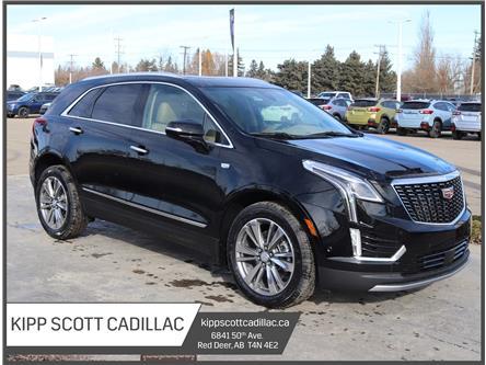2021 Cadillac XT5 Premium Luxury (Stk: 69605) in Red Deer - Image 1 of 37