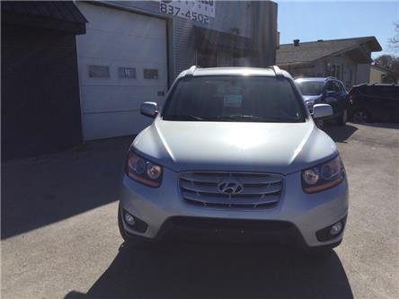 2010 Hyundai Santa Fe GL 3.5 (Stk: ) in Winnipeg - Image 1 of 17