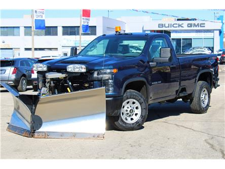 2020 Chevrolet Silverado 3500HD Work Truck (Stk: 3011166) in Toronto - Image 1 of 3