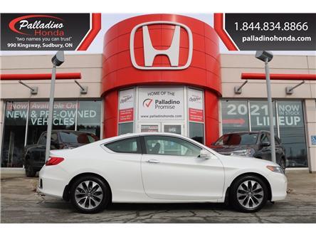 2015 Honda Accord EX (Stk: 23148A) in Greater Sudbury - Image 1 of 35