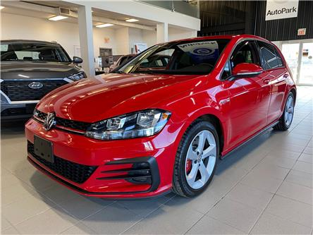 2019 Volkswagen Golf GTI 5-Door (Stk: 19-02950JB) in Barrie - Image 1 of 24