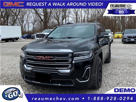 2021 GMC Acadia AT4 (Stk: 21-0037) in LaSalle - Image 1 of 5