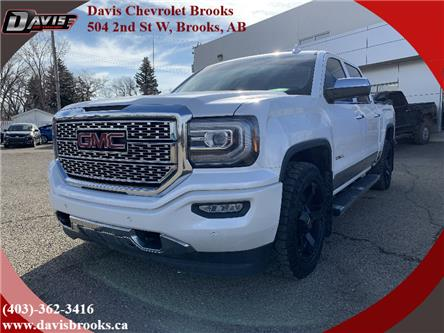 2016 GMC Sierra 1500 Denali (Stk: 225670) in Brooks - Image 1 of 20