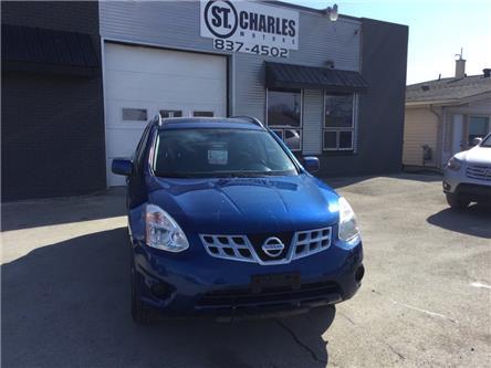 2011 Nissan Rogue SV (Stk: ) in Winnipeg - Image 1 of 17